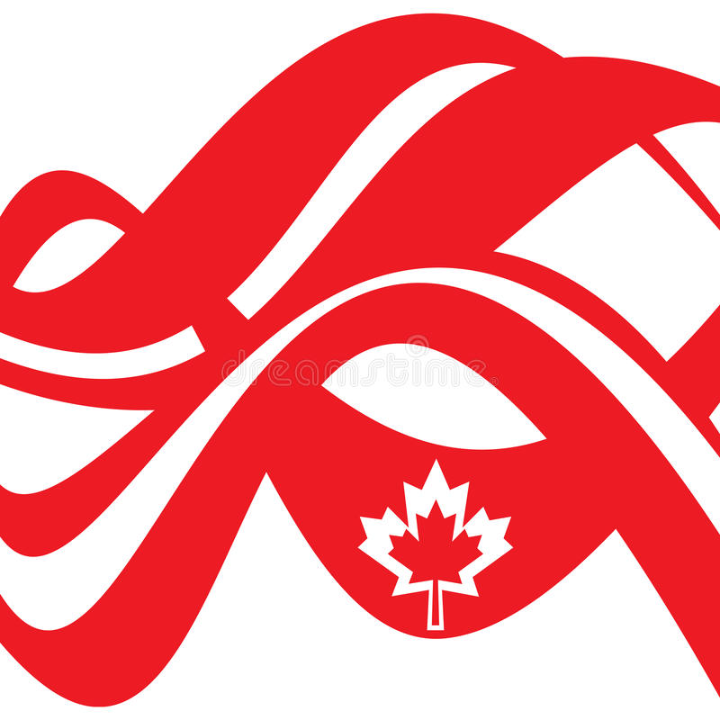 Download Happy Canada Day Stock Illustration - Image: 41283980
