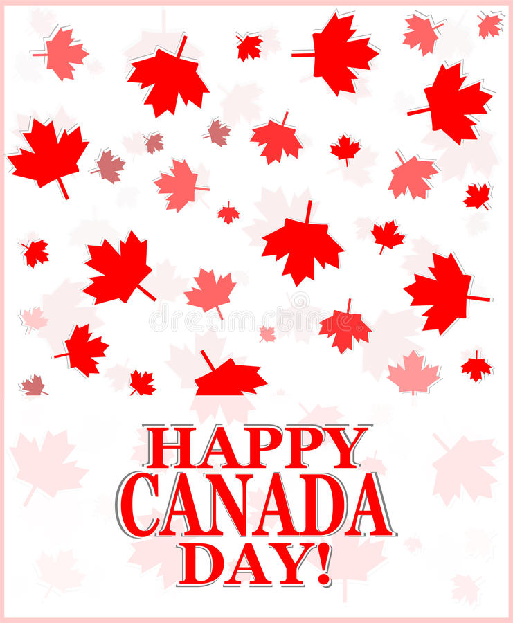 Happy canada day greetings card stock vector illustration of first download happy canada day greetings card stock vector illustration of first freedom 25015375 m4hsunfo