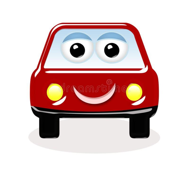 Download Happy Car Cartoon Stock Image - Image: 16565111