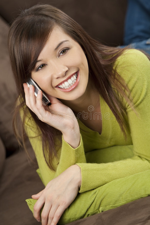 Download Happy Chatting stock photo. Image of gorgeous, mixed, happy - 8705462