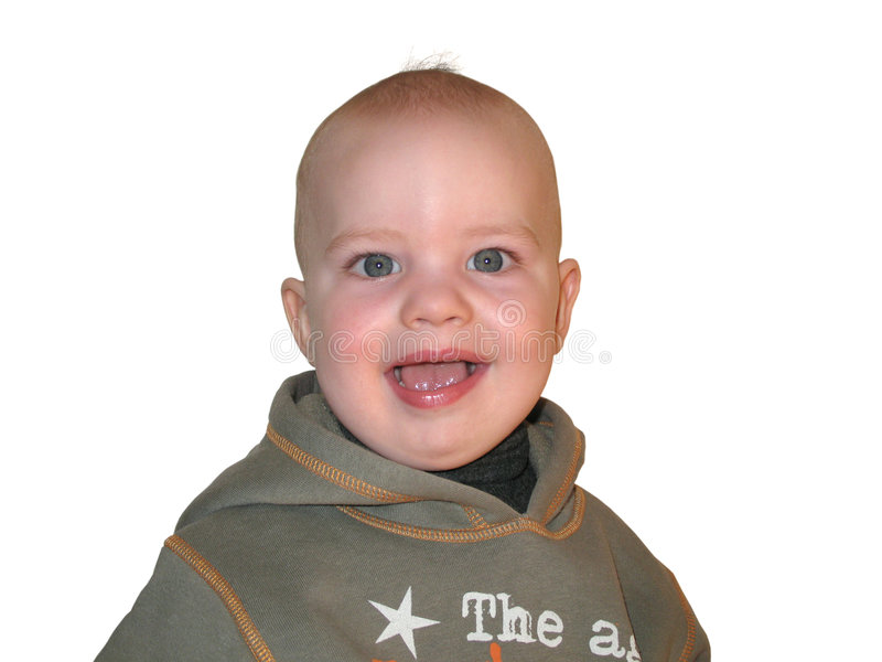 Download Happy child stock image. Image of cute, ears, happiness - 2432619