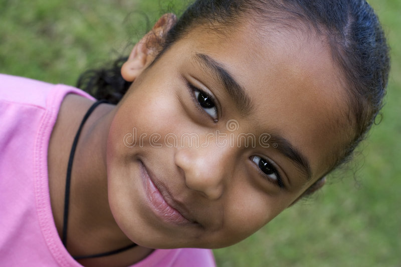 Happy Child stock image