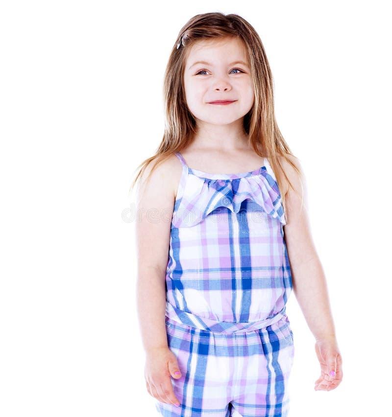 Download Happy child portrait stock image. Image of long, laugh - 26671991