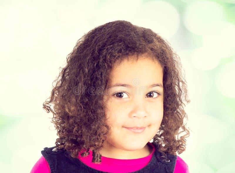 Happy child portrait royalty free stock photos