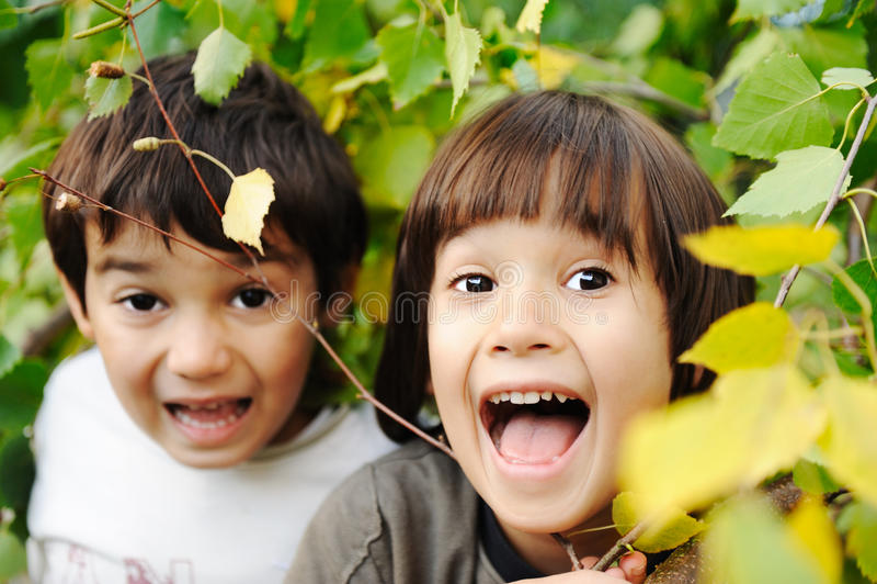 Download Happy Childhood Outdoor, Happy Stock Image - Image: 17242087