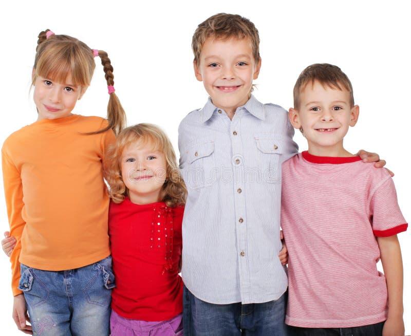 Download Happy children stock photo. Image of girl, portrait, smiling - 16810788