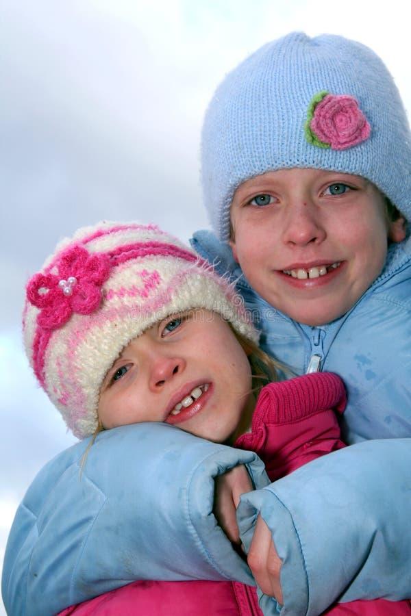 Happy children stock photos