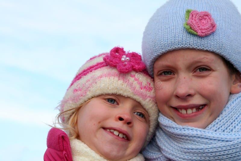 Happy children royalty free stock image