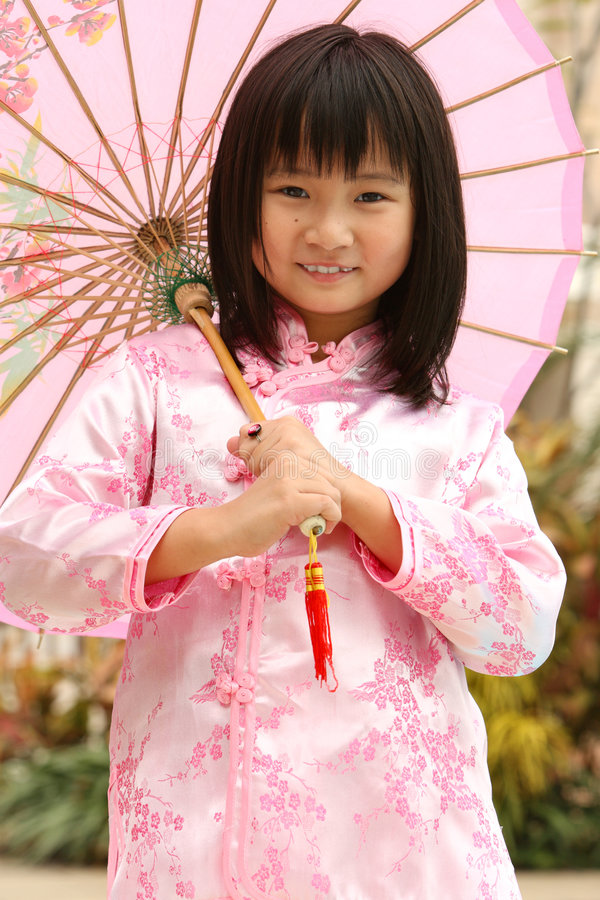Download Happy Chinese Child stock photo. Image of girl, face, innocence - 7001988