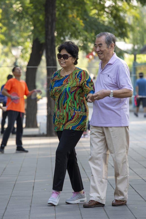 Free Happy Chinese Seniors, Happy Retirement Stock Images - 170065334