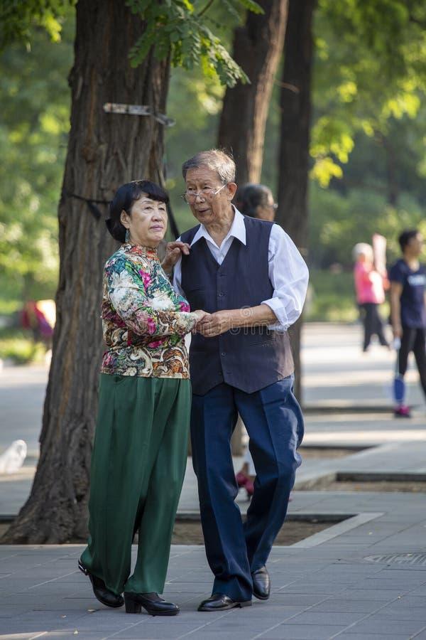 Free Happy Chinese Seniors, Happy Retirement Royalty Free Stock Image - 170150836