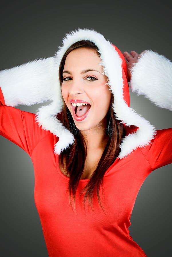 Happy christmas royalty free stock photo
