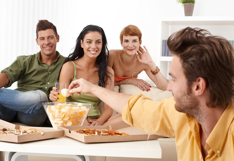 Download Happy Companionship Together Stock Photo - Image of goodlooking, friendship: 22398682