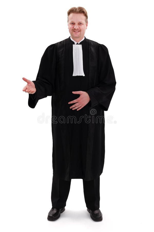 Free Happy Confident Lawyer Stock Image - 23359061