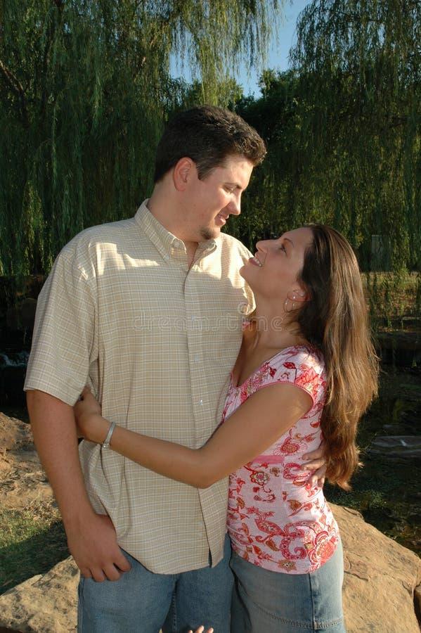 Free Happy Couple Stock Image - 1114191