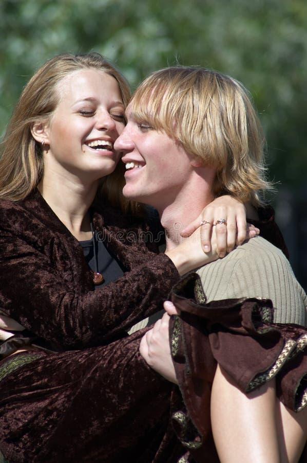 Free Happy Couple Stock Image - 1144171