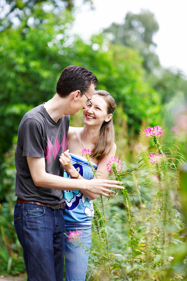 Download Happy couple stock photo. Image of ecology, promising - 13078626