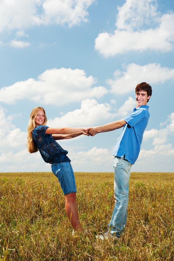 Download Happy couple stock image. Image of boyfriend, romantic - 16161591