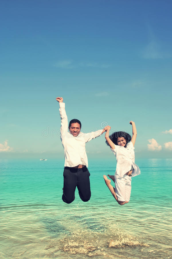 Download Happy couple stock image. Image of active, boyfriend - 16462693