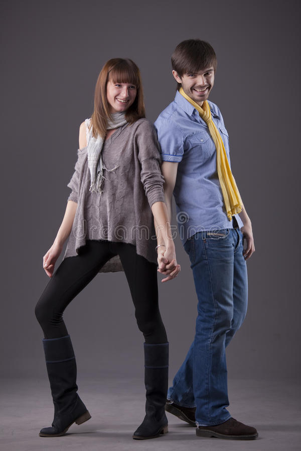 Download Happy couple stock image. Image of stylish, handsome - 18184329