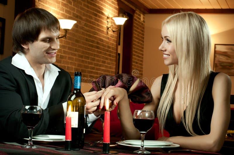 Happy  Couple Stock Photography