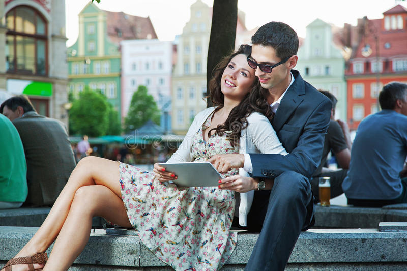 Download Happy couple stock image. Image of happiness, female - 25441869