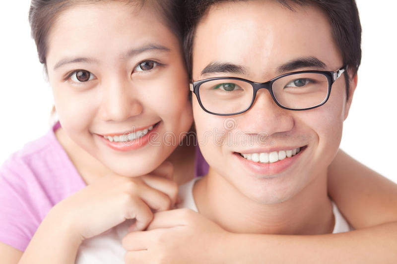 Download Happy couple stock photo. Image of girlfriend, casual - 26421000