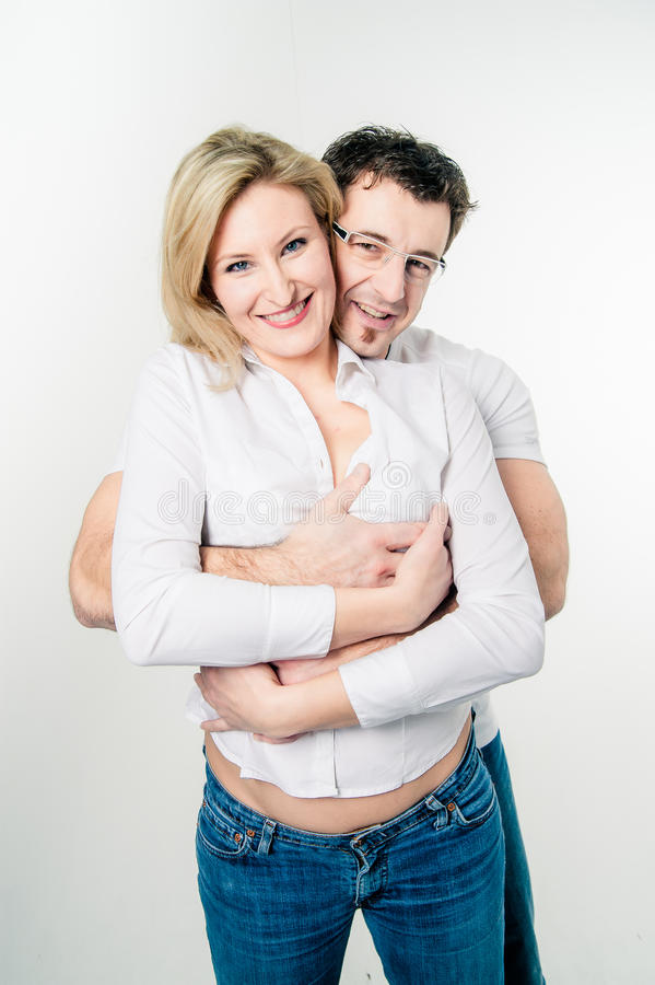 Download Happy Couple stock photo. Image of people, pretty, cheerful - 29066448