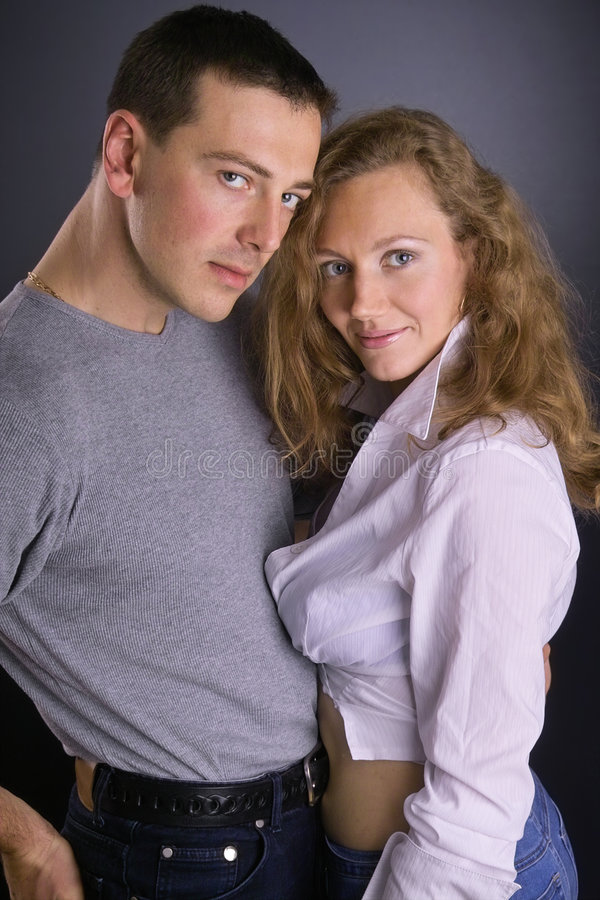 Download Happy couple stock image. Image of glamorous, attractive - 391699