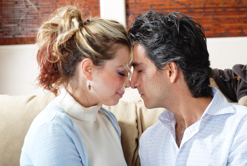Download Happy couple stock photo. Image of love, cuddle, happiness - 4207950