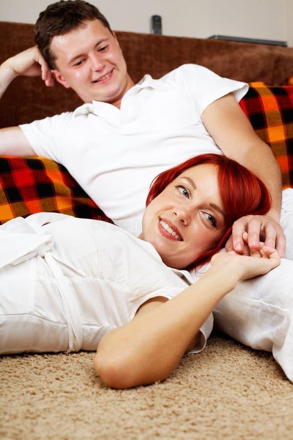 Free Happy Couple Stock Photography - 5688752