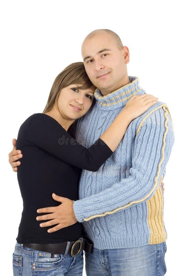 Free Happy Couple Royalty Free Stock Image - 6508456