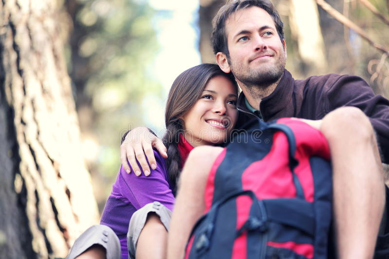 Download Happy Couple Outdoors Stock Photos - Image: 21700733