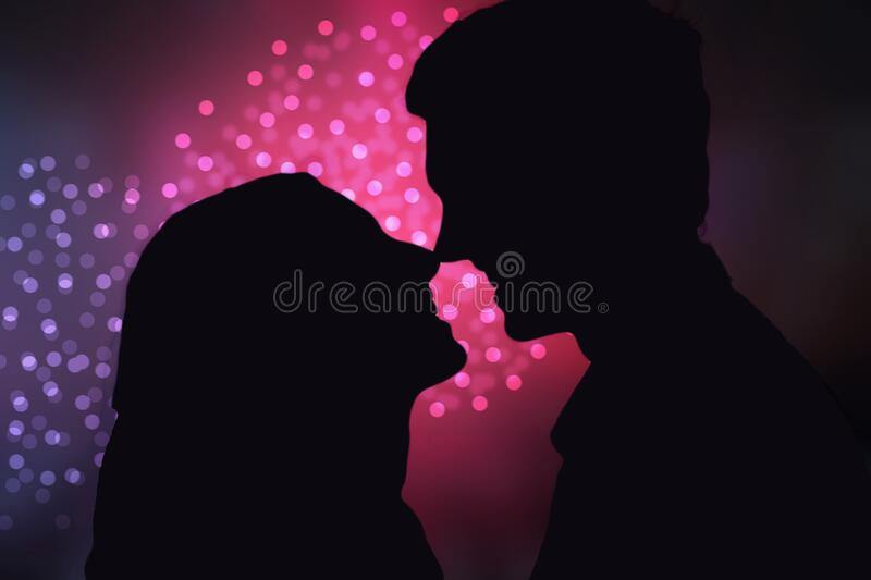 685 Shadow Kissing Couple Photos - Free & Royalty-Free Stock Photos from  Dreamstime