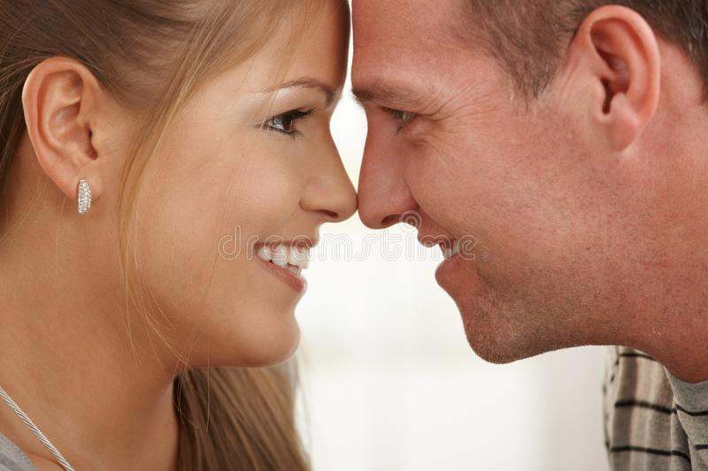 Download Happy Couple Smiling Stock Image - Image: 13557841
