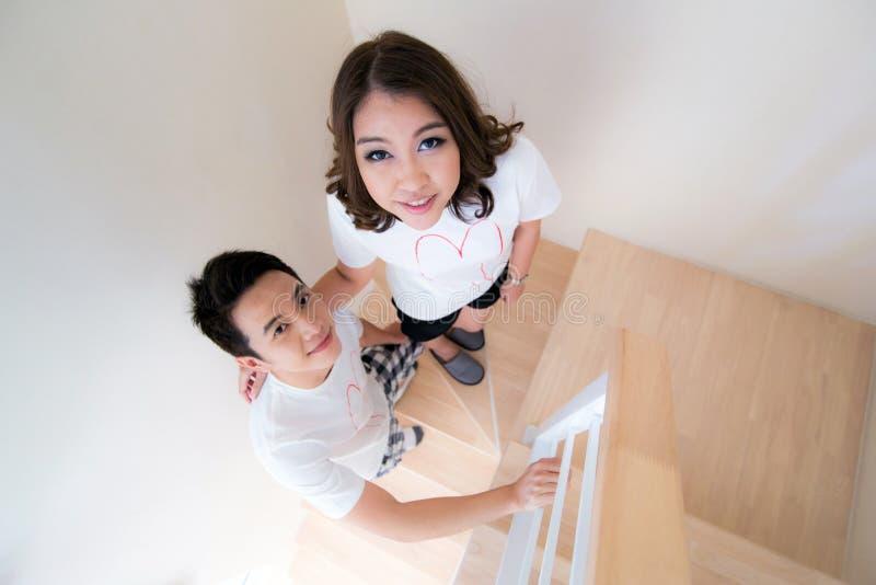 Happy Couples royalty free stock photos