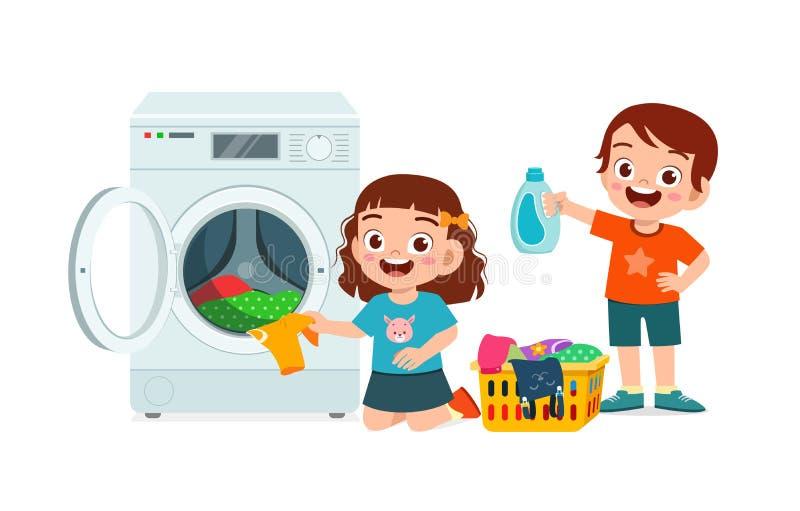 Kid Laundry Stock Illustrations – 748 Kid Laundry Stock Illustrations,  Vectors & Clipart - Dreamstime