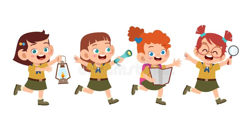 Compass Kids Stock Illustrations – 1,042 Compass Kids Stock Illustrations,  Vectors & Clipart - Dreamstime