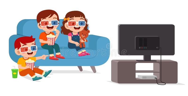 Watch Movie Stock Illustrations – 16,546 Watch Movie Stock Illustrations,  Vectors & Clipart - Dreamstime