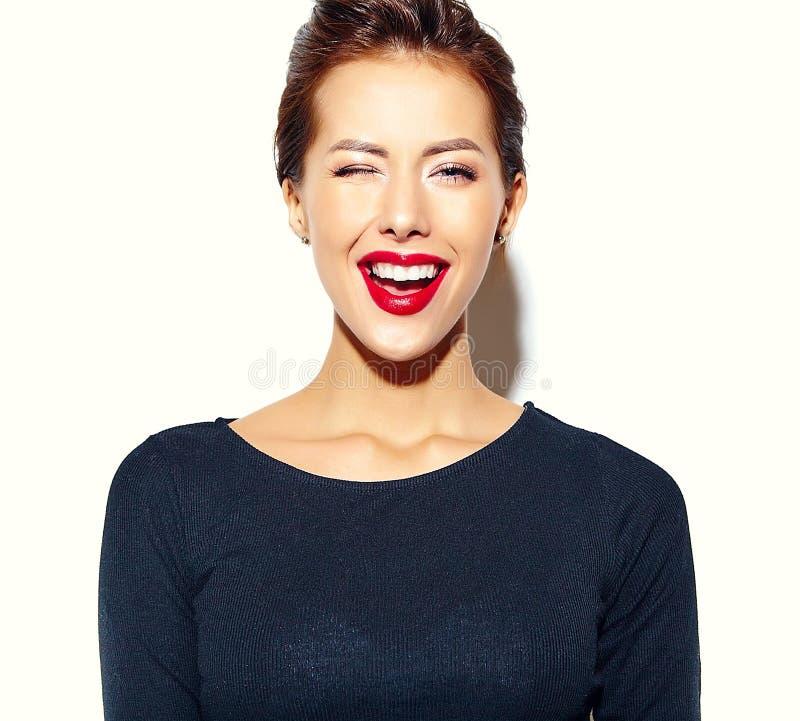 sexy-red-lip-black-skin-girl-ann