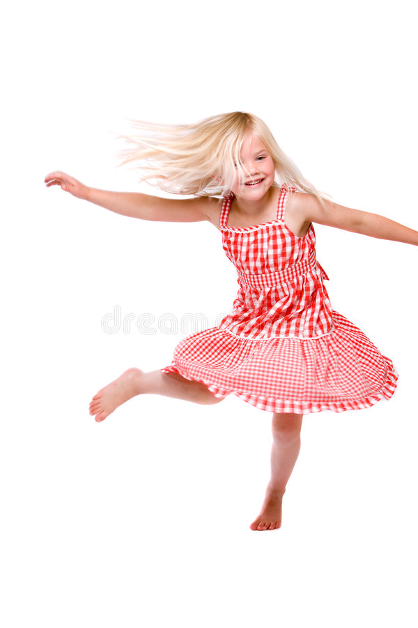 Happy dance royalty free stock images