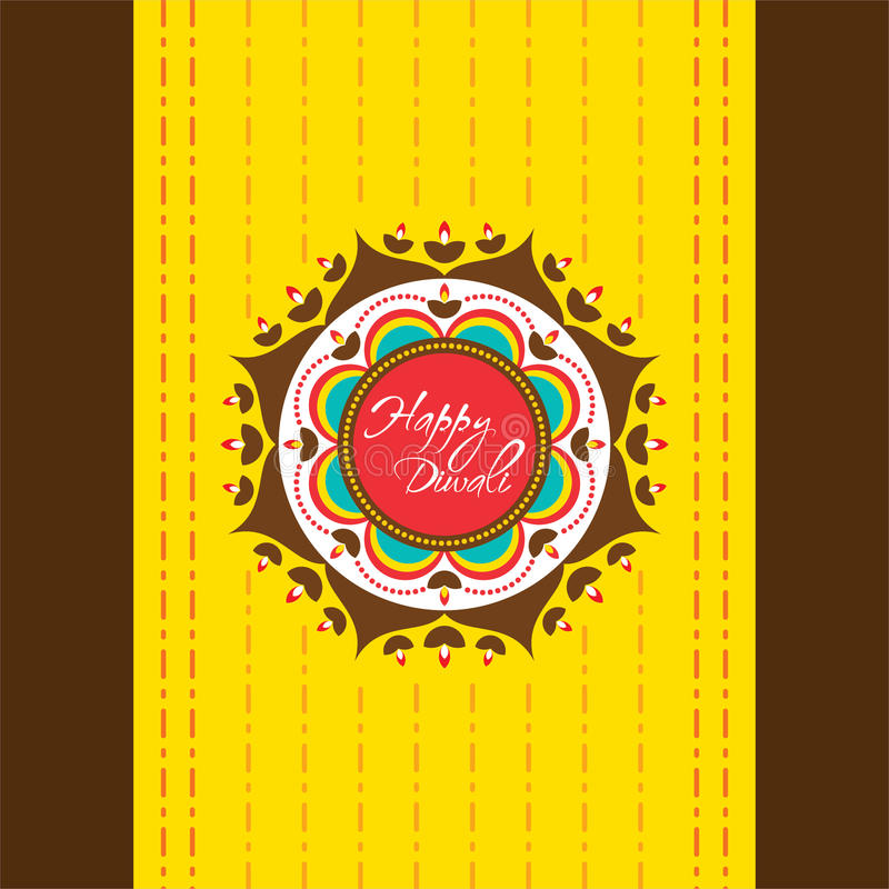 Happy diwali greeting card design stock vector illustration of download happy diwali greeting card design stock vector illustration of ganpati decoration 76690879 m4hsunfo