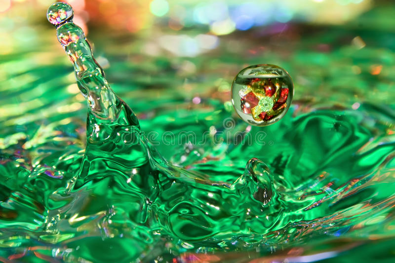 Download Happy Drops. Royalty Free Stock Photography - Image: 12747197