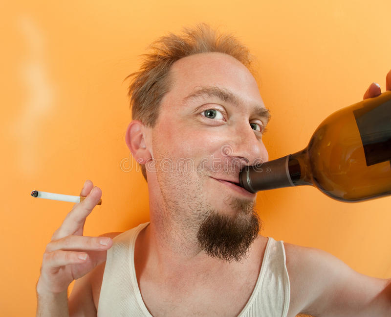 Happy Drunkard