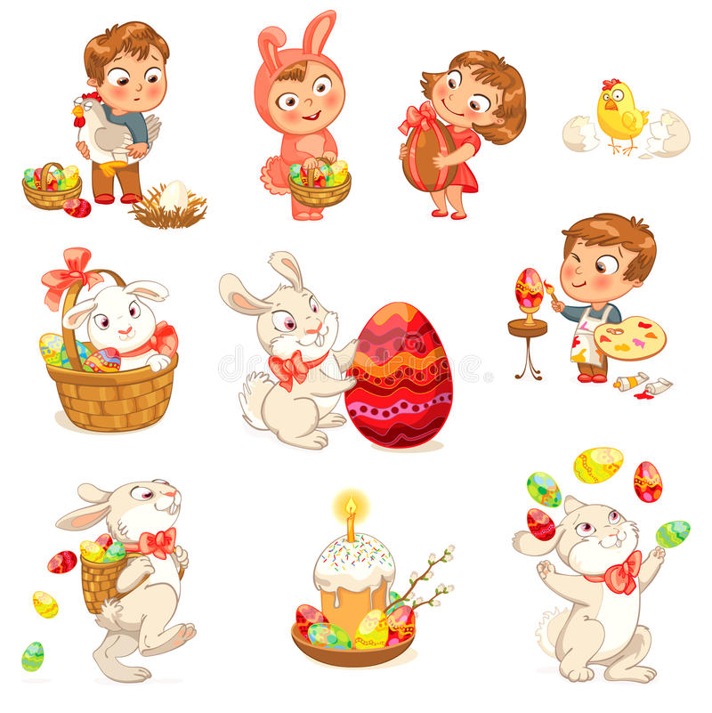 Free Happy Easter Stock Image - 36281861