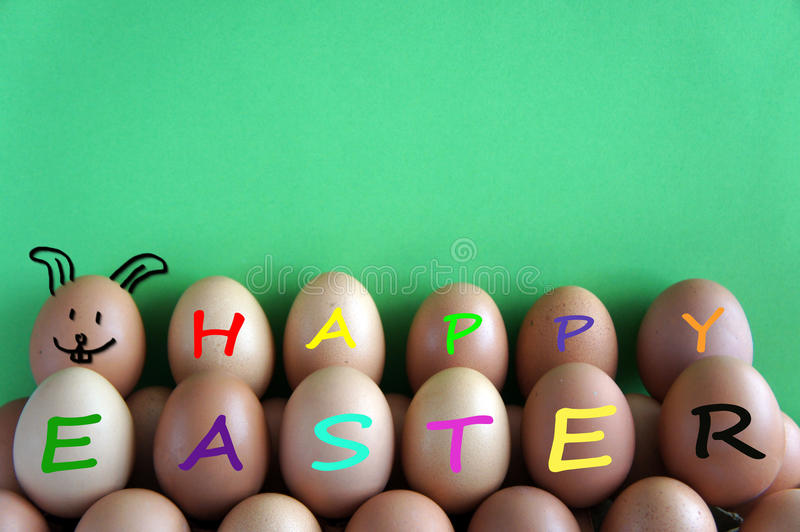 Happy Easter Stock Image