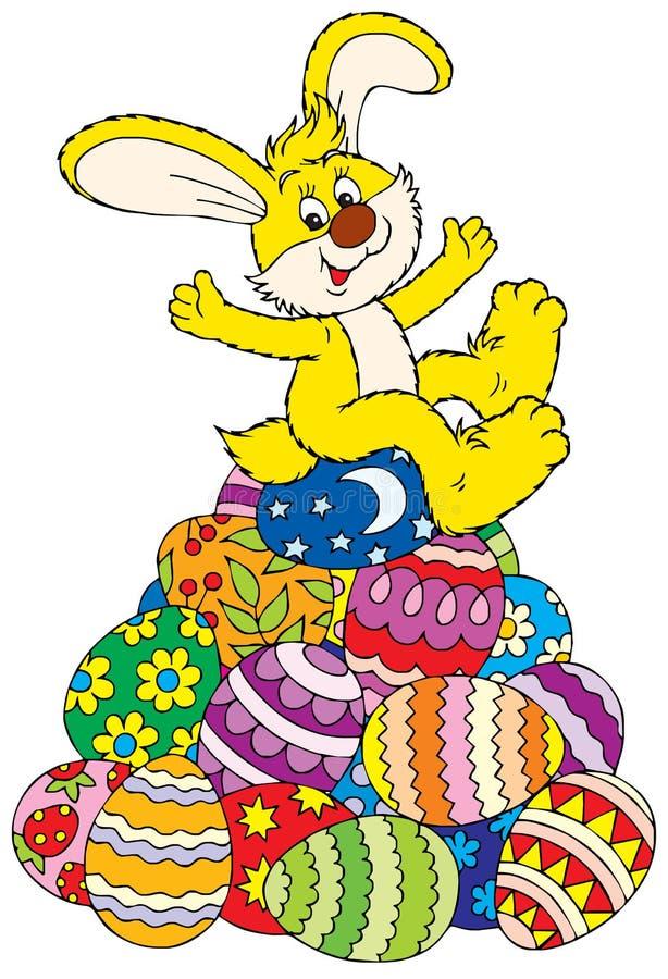 Happy Easter! vector illustration