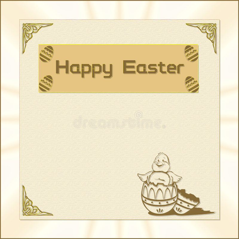 Free Happy Easter Stock Photography - 8566602