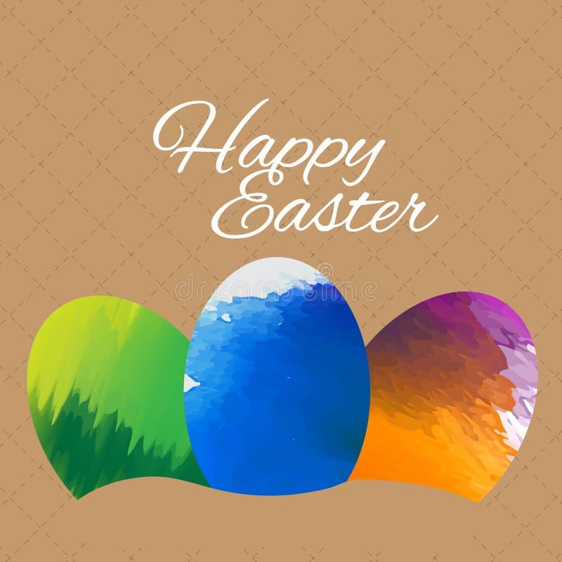 Happy Easter Background.vector design stock photos