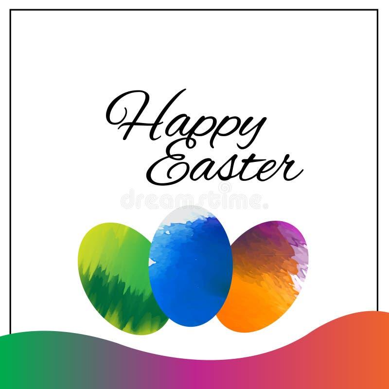 Happy Easter Background.vector design stock photo